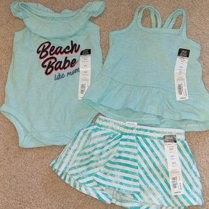 NWT 3month summer bundle